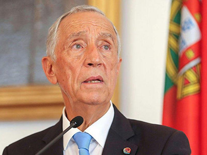 Portuqaliya prezidenti karantinə alındı