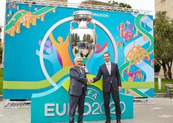 """UEFA Azərbaycana müraciət etdi - <span class=""""color_red"""">""""Avro-2020"""" ilə bağlı</span>"""