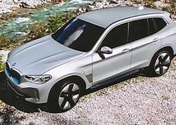 BMW iX3 elektrokarının seriya variantının dizaynı açıqlanıb - FOTO