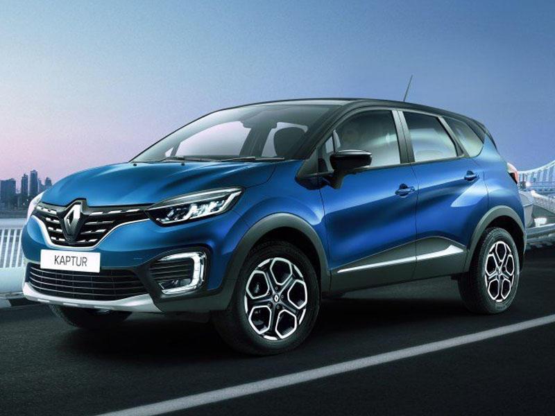Renault yenilənmiş Kaptur modeli haqqında məlumat verib - FOTO