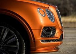 Bentley markasının yeni flaqmanı krossover olacaq - FOTO