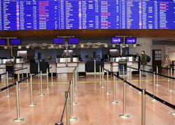 """Kimsəsiz aeroportlar - <span class=""""color_red"""">Avropada koronavirus bəlası - FOTO</span>"""