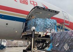 """Çin 16 ölkədən olan """"qardaşlaşmış şəhər""""lərə koronavirusla əlaqədar yardımlar göndərib"""