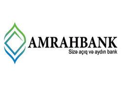 """""""Amrahbank"""" COVİD-19 Mübarizəyə Dəstək Fonduna vəsait ayırdı"""