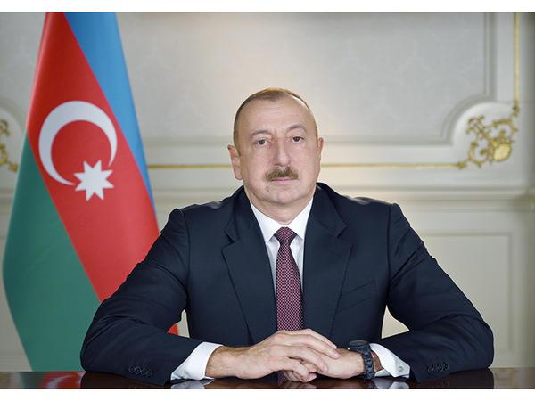 Prezident İlham Əliyev Livanın dövlət başçısına başsağlığı verib