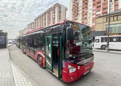 """M1 və M2 xüsusi ekspres avtobus bu gündən istifadəyə verilib - <span class=""""color_red"""">FOTO</span>"""