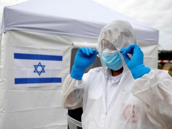 İsraildə koronavirusa yoluxanların sayı 90 min nəfəri ötüb
