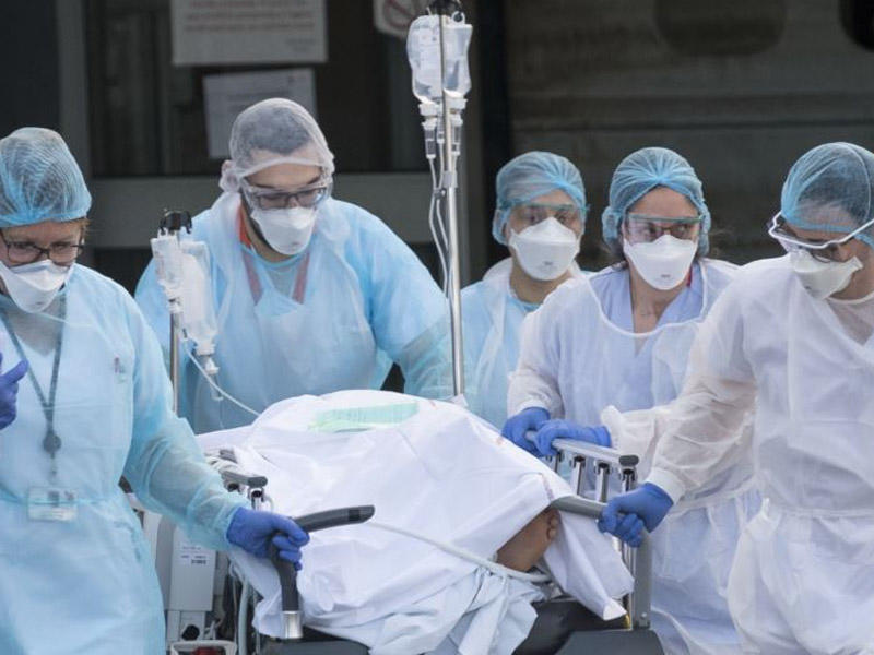 Fransada koronavirusdan son 24 saat ərzində 186 nəfər ölüb