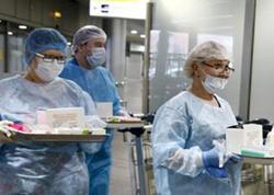 Gürcüstanda koronavirusla əlaqədar karantinə yerləşdirilənlərin sayı 4 mini keçib