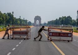 Hindistanda 21 günlük xüsusi karantin rejimi elan olunub