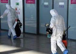 Rusiyada son sutkada 182 nəfər koronavirusa yoluxub