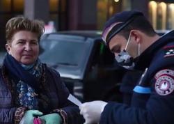Ermənistanda insanlar evlərini yalnız pasportla və xüsusi anketlə tərk edə bilərlər