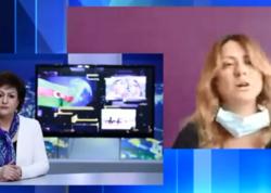 Koronavirusa yoluxan Mirvari Fətəliyeva ilə videobağlantı - VİDEO