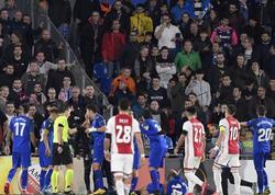 """UEFA """"Ayaks""""ı cəzalandırdı"""