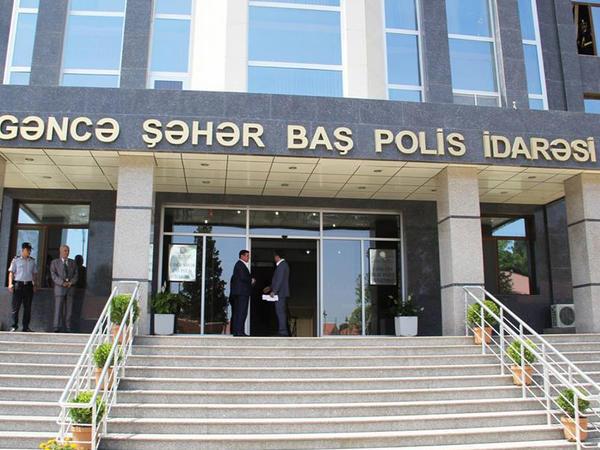 Gəncədə karantin rejimini pozan şəxs aşkarlanıb - VİDEO