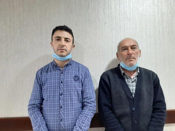 Xüsusi karantin rejimini pozaraq Bakıya gələn şəxslər həbs edildi - FOTO