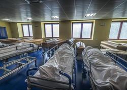 """95 faizi yaşlılar imiş... - <span class=""""color_red"""">İtaliyada koronavirusdan ölənlərin statistikası</span>"""