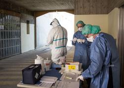 İtaliyada gün ərzində koronavirusdan 756 nəfər öldü