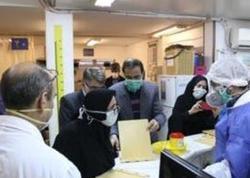İranda daha 3186 nəfər koronavirusa yoluxub