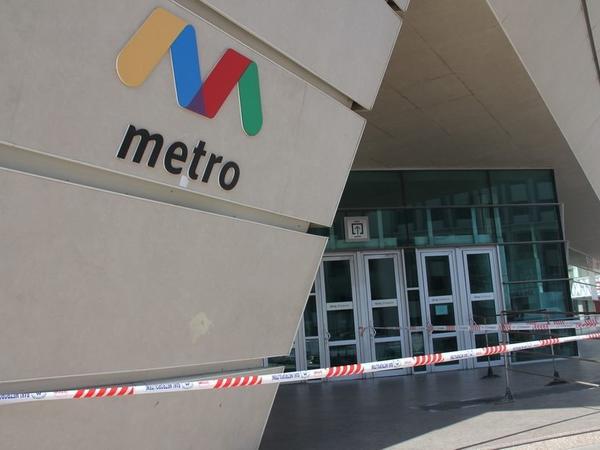 """Bakı metrosunda daha bir nəzarət mexanizmi tətbiq edilib - <span class=""""color_red"""">FOTO</span>"""