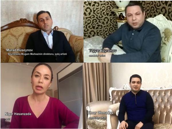 """Məşhurlardan vətəndaşlara növbəti çağırış - <span class=""""color_red"""">VİDEO</span>"""