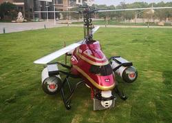Yanğınsöndürən dron hazırlanıb