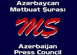 Mətbuat Şurası xüsusi karantin rejimində çalışan jurnalistlərə tövsiyələrini açıqladı