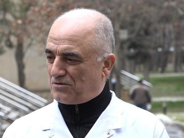 Baş infeksionist xüsusi karantin rejiminin müddəti barədə danışdı