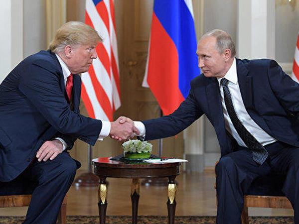 Putin və Tramp koronavirus pandemiyasını müzakirə ediblər