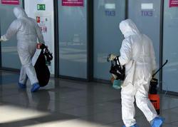 Rusiyada bir sutkada 440 nəfər koronavirusa yoluxdu