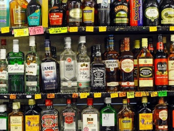 Gürcüstanda alkoqollu içkilərin satışı dayandırıldı