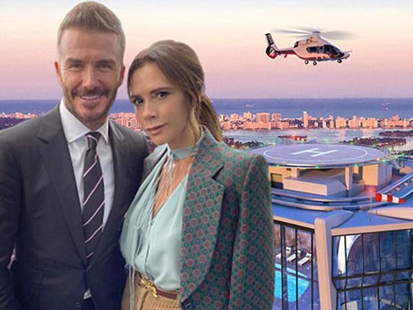 """Devid-Viktoriya cütlüyü 24 milyona villa aldı - <span class=""""color_red"""">Helikopter dayanacağı da var - FOTO</span>"""