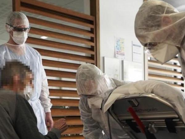 Fransada koronavirus pandemiyasından ölənlərin sayı daha da artıb