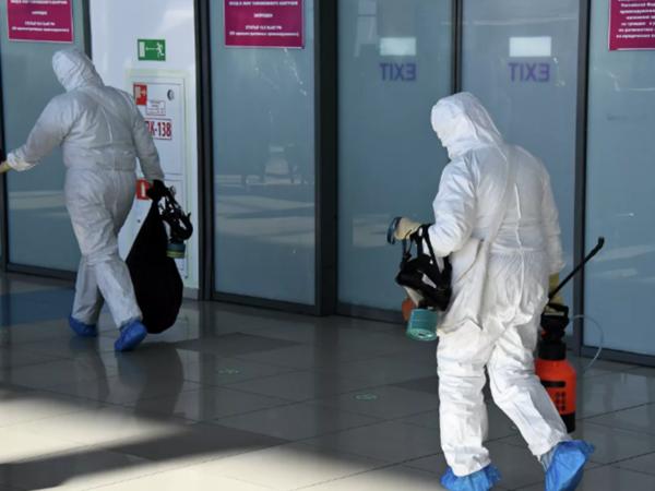 Rusiyada bir gündə daha 771 nəfər koronavirusa yoluxdu