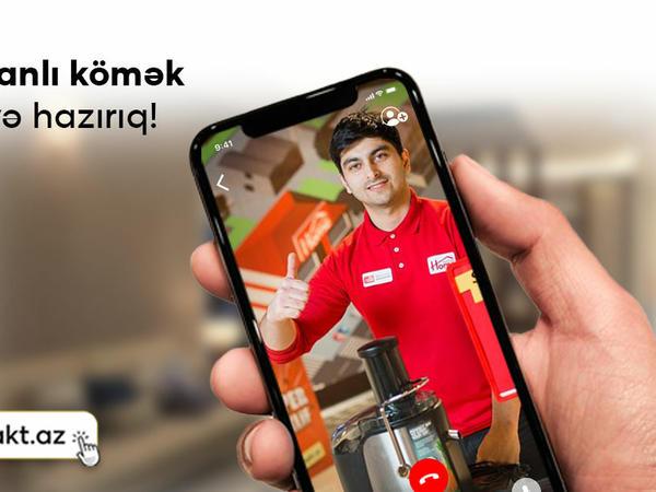 Kontakt Home-dan unikal xidmət - AZƏRBAYCANDA İLK DƏFƏ