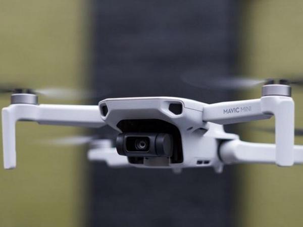 Bu dron koronavirusa yoluxan insanları havadan müəyyən edəcək