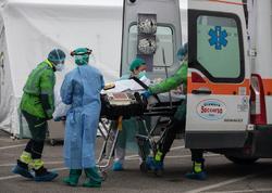 İtaliyada sutka ərzində koronavirusdan daha 766 nəfər dünyasını dəyişib