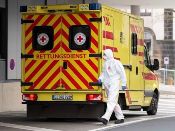 Almaniyada koronavirusdan ölənlərin sayı min nəfəri ötüb