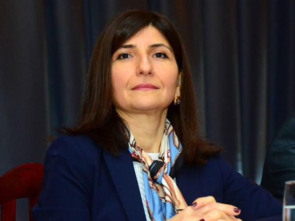 """Sevil Mikayılova: """"Ermənistan işğalçı ölkə kimi heç bir zaman dəstək almayıb və almayacaq"""""""