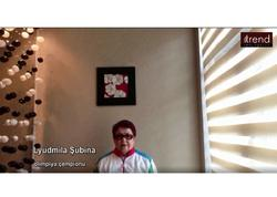 """Lyudmila Şubina: Öz düzgün addımlarımızla bu gərgin mübarizədə həkimlərimizi və dövlətimizi dəstəkləmiş oluruq - <span class=""""color_red"""">VİDEO</span>"""