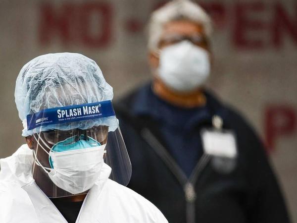 Nyu-York ştatında koronavirusa yoluxmuş 630 insan ölüb