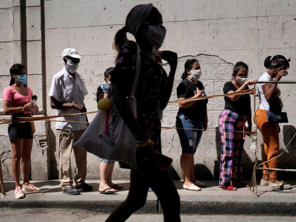 Koronavirus pandemiyası ərzaq təchizatına təsir göstərir