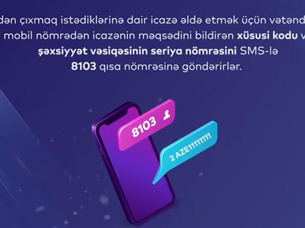 """SMS-lə icazə almaq üçün <span class=""""color_red"""">VİDEOTƏLİMAT</span>"""
