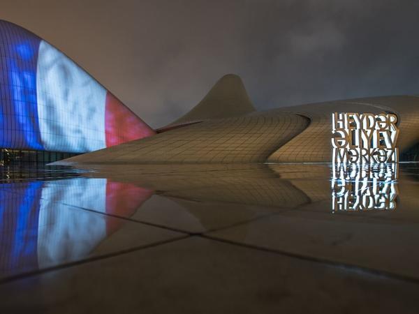 """Heydər Əliyev Mərkəzindən """"COVID-19""""un geniş yayıldığı ölkələrə növbəti dəstək - VİDEO - FOTO"""