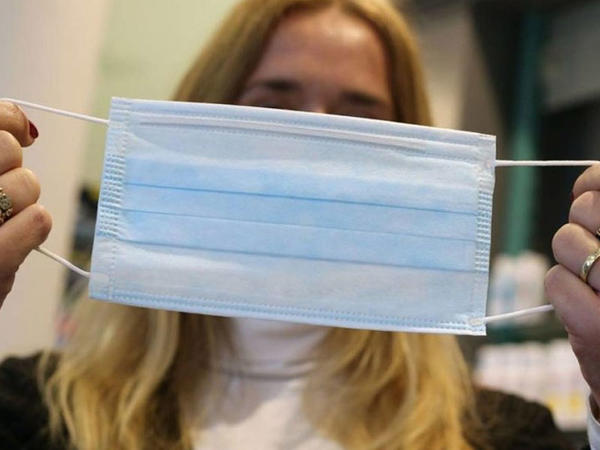 "Koronavirus tibbi maskada 7 sutka yaşayır – <span class=""color_red"">EHTİYATLI OLUN</span>"