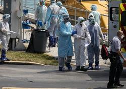 """ABŞ-da koronavirusdan ölənləri sayı açıqlanıb: <span class=""""color_red"""">8503 nəfər</span>"""