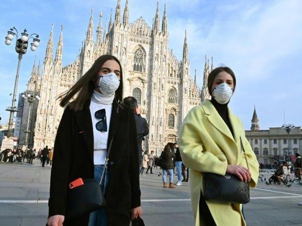 İtaliyada gün ərzində koronavirusdan 525 nəfər ölüb
