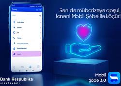 """""""Bank Respublika""""dan koronavirusa qarşı mübarizədə daha bir dəstək"""