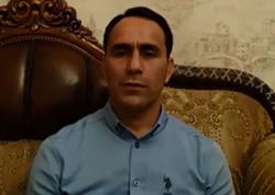 """Namiq Abdullayev: """"Gəlin, həyatımızı riskə atmayaq, bu virusla birgə mübarizə aparaq"""" - VİDEO"""