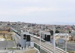Abşeron dairəvi dəmir yolu xətti üzrə qatarların qrafikində dəyişiklik edildi - YENİ CƏDVƏL